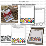 NOTEPADS to Personalize_Little Guys Design (Karen's Kids E