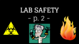 NOTES: LAB SAFETY
