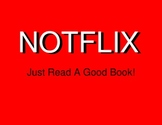 Hollywood NOTFLIX sign