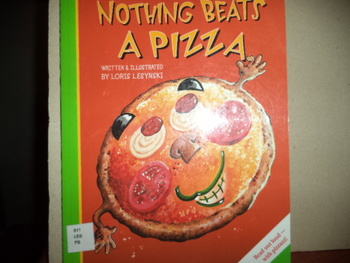 Nothing Beats a Pizza ISBN 1-550037-700-0