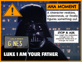 NOTICE and NOTE Signpost Posters - STAR WARS EDITION