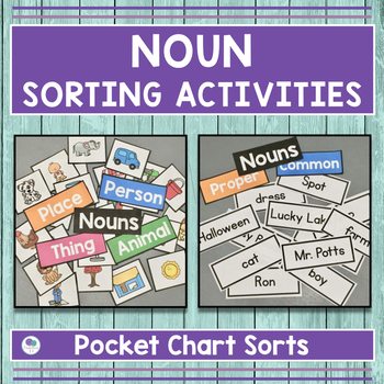 NOUN SORT WITH PICTURES