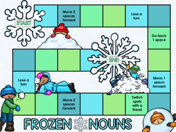 NOUNS Center Activities and Games
