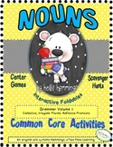 INTERACTIVE NOUN Activities: Companion to our ELA Interactive Notebook.