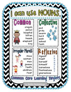 INTERACTIVE NOUN Activities: Companion to our ELA Interactive Notebook.