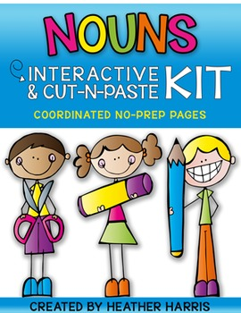 NOUNS {INTERACTIVE KIT}