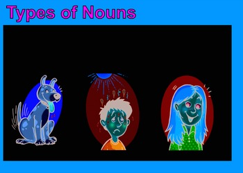 NOUNS TEACHING AND LEARNING AID