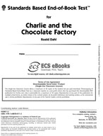 Standards Based End-of-Book Test for Charlie and the Choco