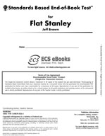 Standards Based End-of-Book Test for Flat Stanley