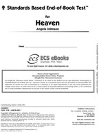 Standards Based End-of-Book Test for Heaven