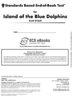 Standards Based End-of-Book Test for Island of the Blue Dolphins