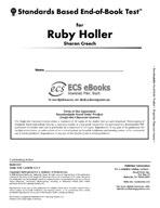 Standards Based End-of-Book Test for Ruby Holler