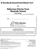 Standards Based End-of-Book Test for Sideways Stories From Wayside School