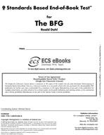 Standards Based End-of-Book Test for The BFG