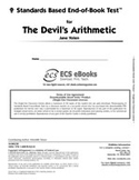 Standards Based End-of-Book Test for The Devil's Arithmetic