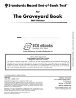 Standards Based End-of-Book Test for The Graveyard Book
