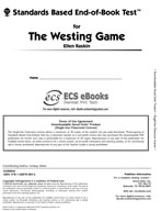 Standards Based End-of-Book Test for The Westing Game
