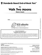 Standards Based End-of-Book Test for Walk Two Moons