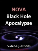 NOVA: Black Hole Apocalypse Video Questions