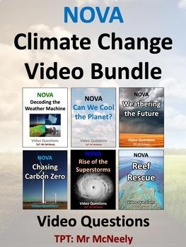 NOVA Climate Change Video Bundle