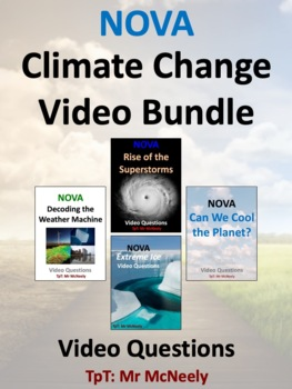 NOVA Climate Change Video Bundle