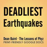 NOVA - Deadliest Earthquakes