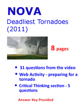 NOVA Deadliest Tornado