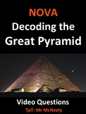 NOVA: Decoding the Great Pyramid Video Questions & Puzzles