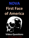 NOVA: First Face of America Video Questions
