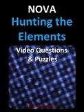 NOVA: Hunting the Elements Video Questions & Puzzles
