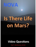 NOVA: Is There Life on Mars Video Questions