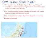 NOVA  Japan's Killer Quake
