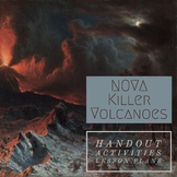NOVA - Killer Volcanoes. Questions, Activities and Lesson Plans