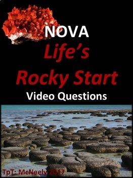 NOVA: Life's Rocky Start Video Questions