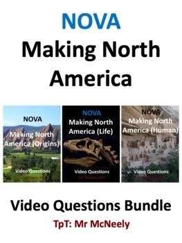 NOVA: Making North America: Origins, Life, Human Video Questions