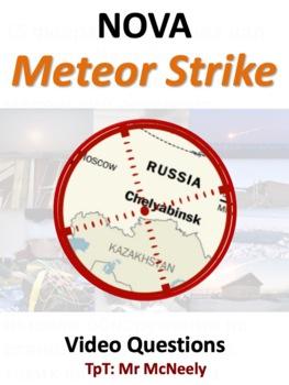 NOVA: Meteor Strike Video Questions