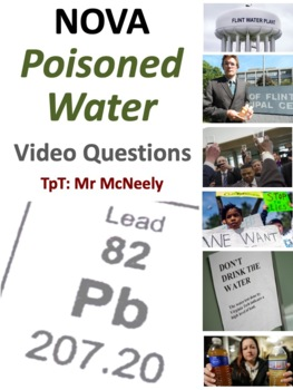 NOVA: Poisoned Water Video Questions