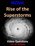 NOVA: Rise of the Superstorms Video Questions