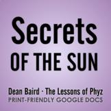 NOVA - Secrets of the Sun