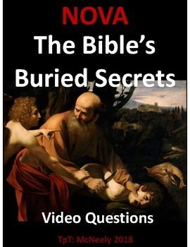 NOVA: The Bible's Buried Secrets Video Questions
