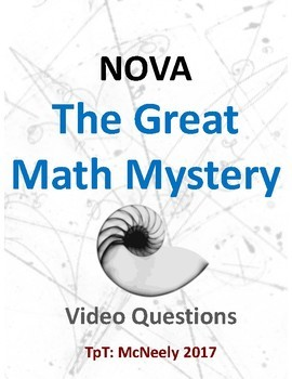 NOVA: The Great Math Mystery Video Questions