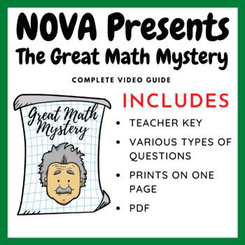 NOVA: The Great Math Mystery - Video Guide
