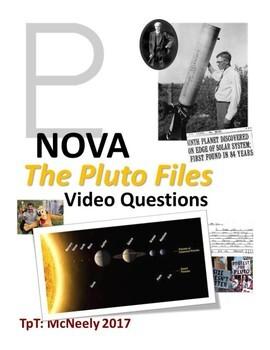 NOVA: The Pluto Files Video Questions