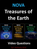 NOVA: Treasures of the Earth: Complete Series Video Questions