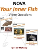 NOVA: Your Inner Fish Complete Series Video Questions Bundle