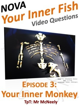 NOVA: Your Inner Fish Episode 3: Your Inner Monkey Video Questions