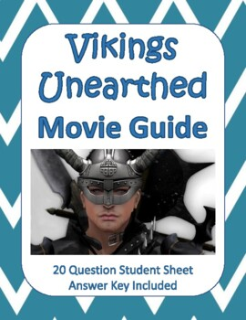 NOVA's Vikings Unearthed Documentary Movie Guide