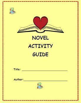 LITERATURE: NOVEL CREATIVE RESPONSE ACTIVITIES