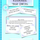 Book or Story Response Task Cards