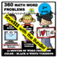 NOVEMBER - 2nd grade Math Word Problems IN ENGLISH - CCSS 2.0A.1